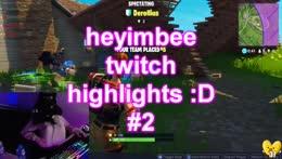 HEYIMBEE HIGHLIGHTS #2