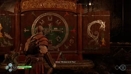 1st Play through, God of War Difficulty