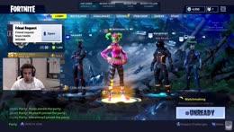 Dele Alli and Ninja play Fortnite