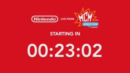 Nintendo Live at MCM London - 25th-27th May