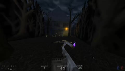 Quake Veteran Plays Dusk