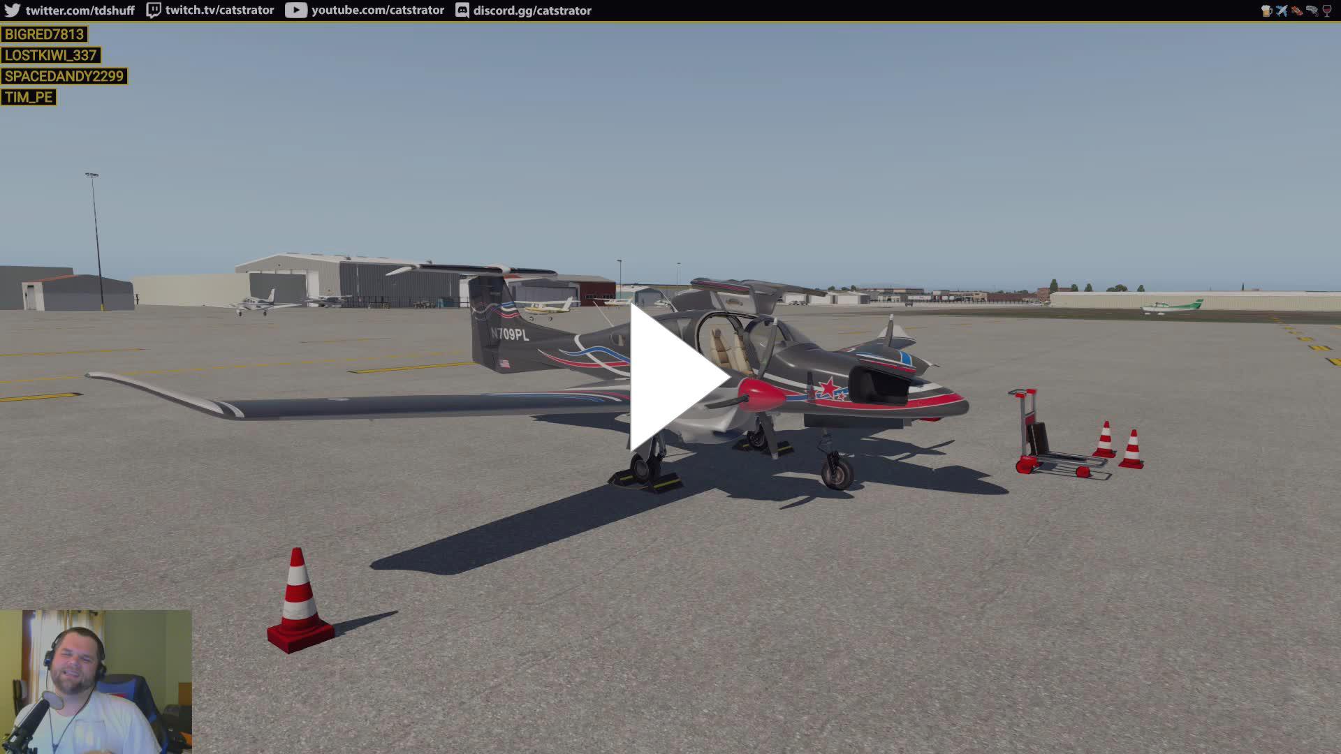 catstrator - WHO GOT ME SICK?   Aerobask Diamond DA-62