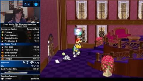 Paper Mario: TTYD Bingo
