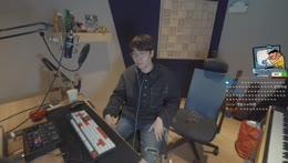 [EN/KR] 현직아이돌 Blanc 7 메인보컬 신우님과 현실합방