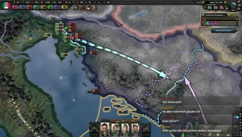 Imperator Rome in Hearts of Iron IV