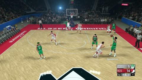 NBA 2K League: Round 7 - Show 1 {KNICKS GAMING vs CAVS LEGION GC}