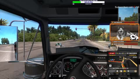 Top American Truck Simulator Clips