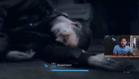I Turned in my Humanity for the Memes (BLIND) Detroit Become Human Playthrough [Part 1]