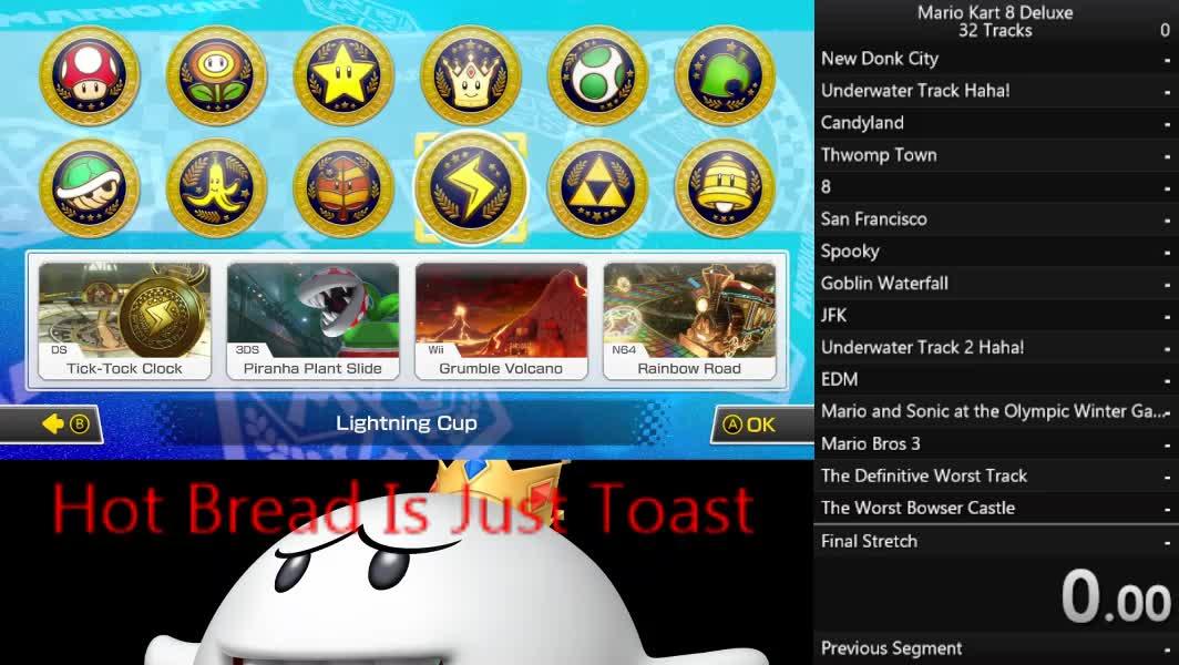 jk its just more speedruns - Twitch