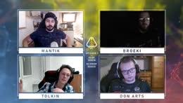 Trinity Talk Folge 1 mit Broeki, Tolkin und Don Arts!