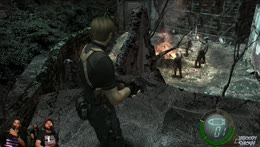 Resident Evil 4 with the fellas- The Jaboody Show