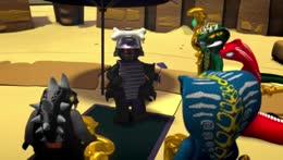LEGO Ninjago: Wu Cru Clips - Twitch