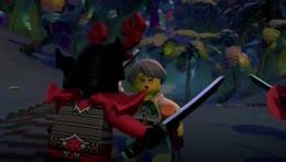 LEGO Ninjago: Masters of Spinjitzu | Season 9: Hunted | Episode 90