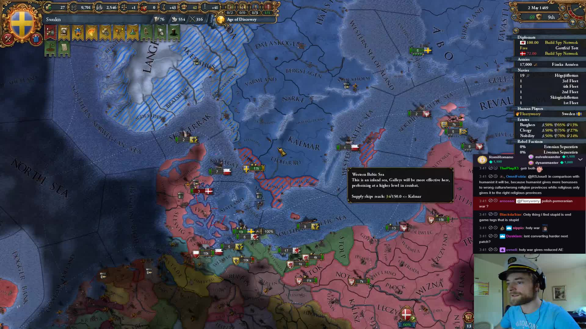 Florryworry - Sweden is REALLY not overpowered: Swedish