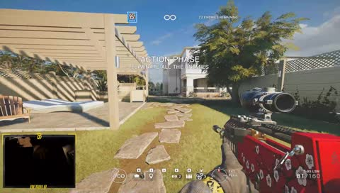 Of Mice and Cams  • Beaulo Playing Tom Clancy's Rainbow Six: Siege