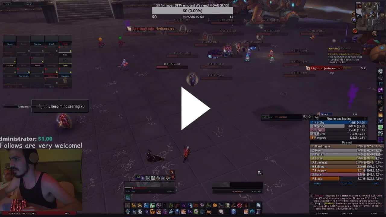 duxiii - SCREAMS! - Twitch