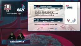 ไฮไลต์: Seoul Cup: OGN Supermatch - รอบ Crescent (online) Day 1 !osm