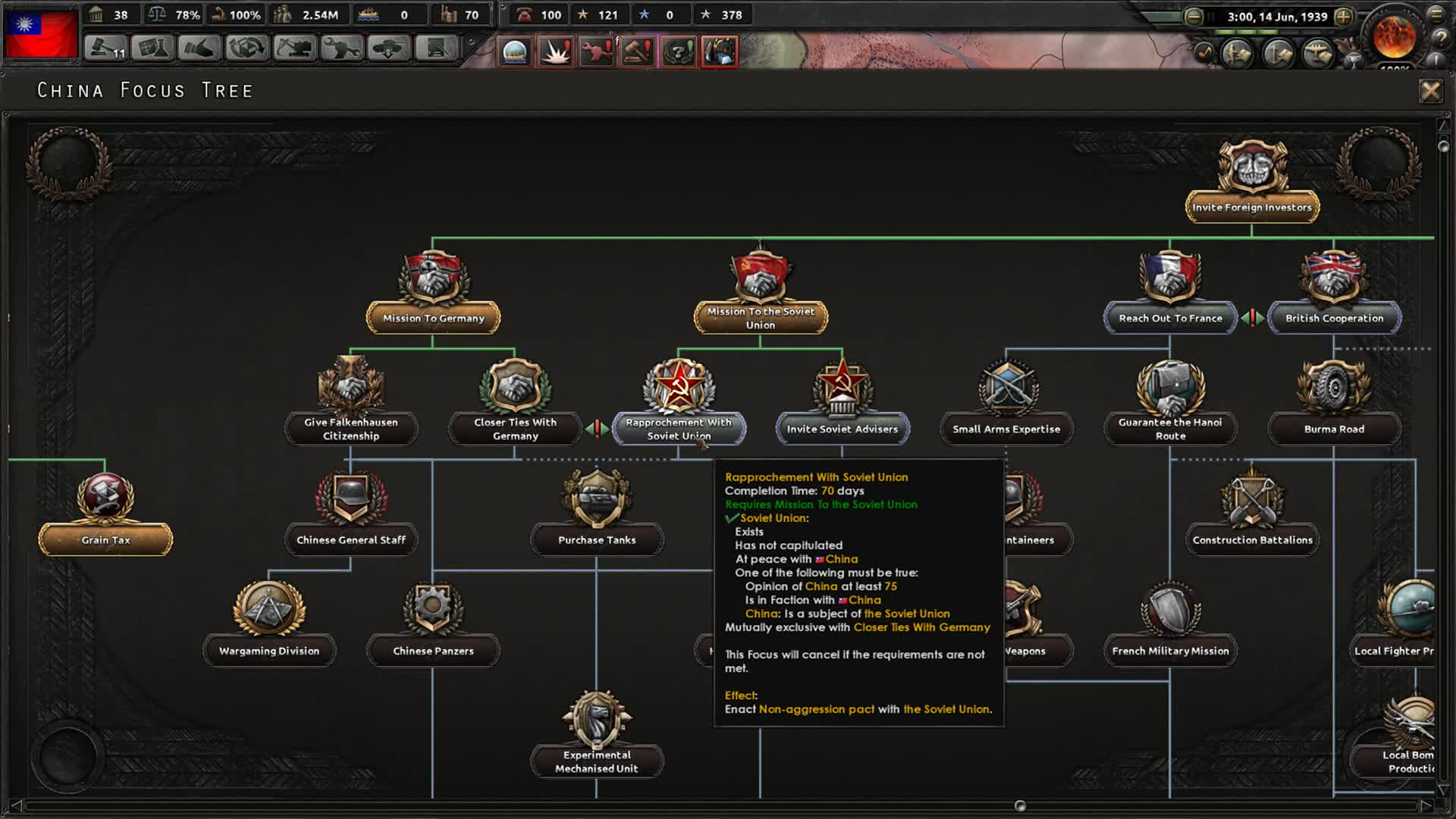 Tokshen - New to HoI4  Trying out China - Twitch