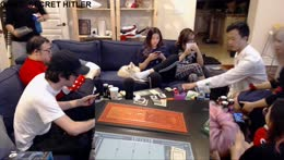 board game night! ^_^ offline tv & friends!