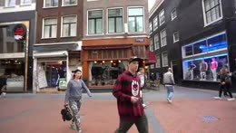 In Amsterdam with Andy and Reckful !
