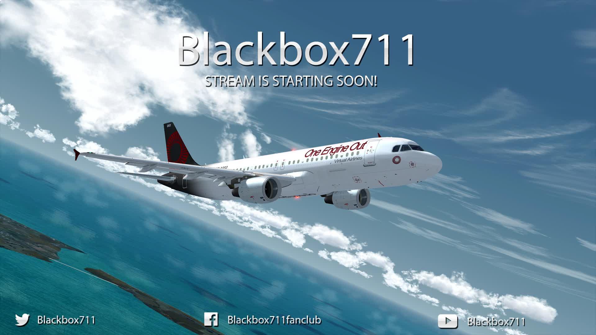 Blackbox711 - [P3D] PBN Procedures in the FSLabs A319 GCTS to LPMA