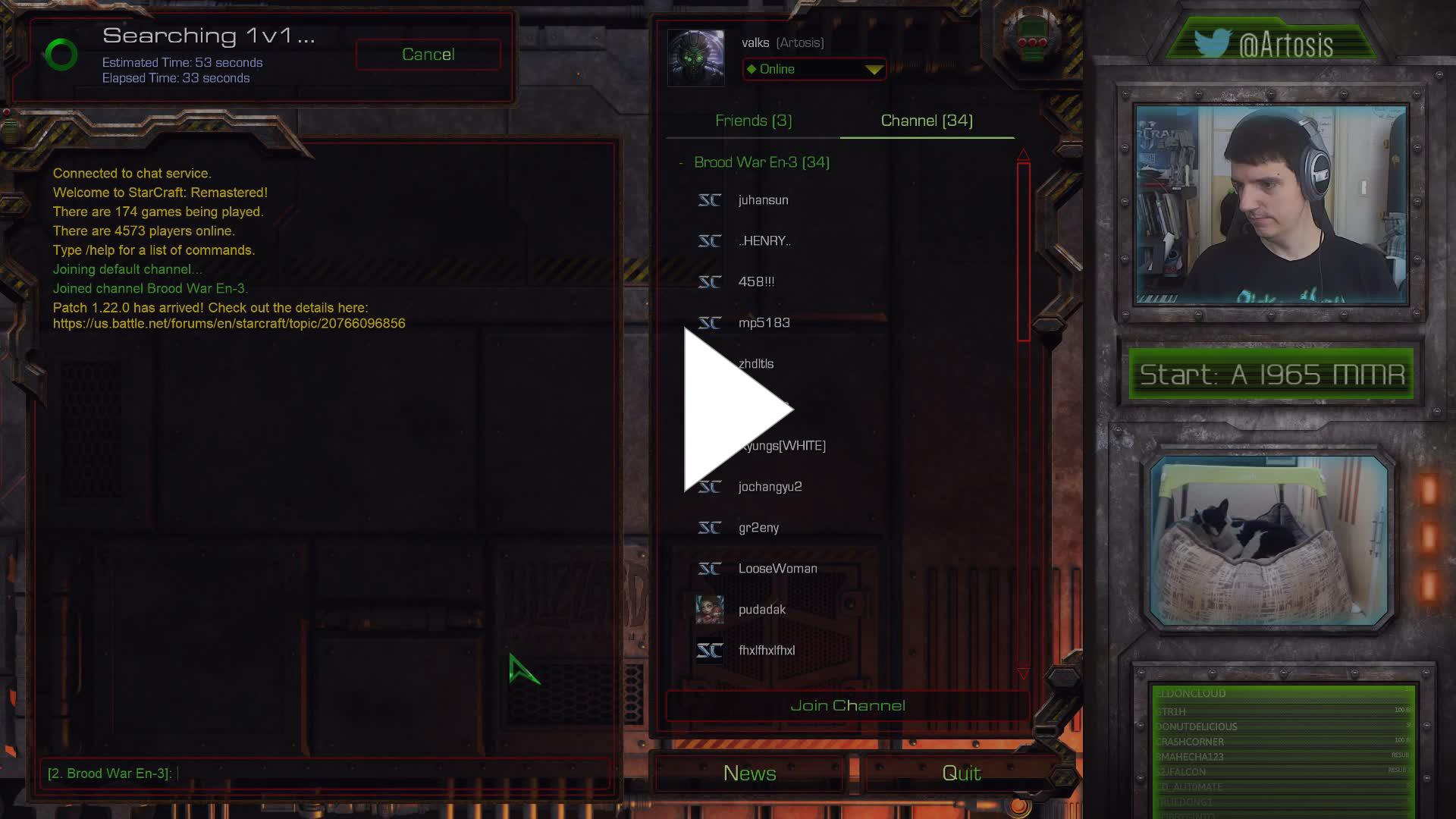 Artosis - IS TODAY THE DAY? - Twitch