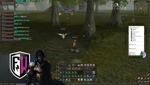 Lineage II Game Trending All DE | Twitch Clips