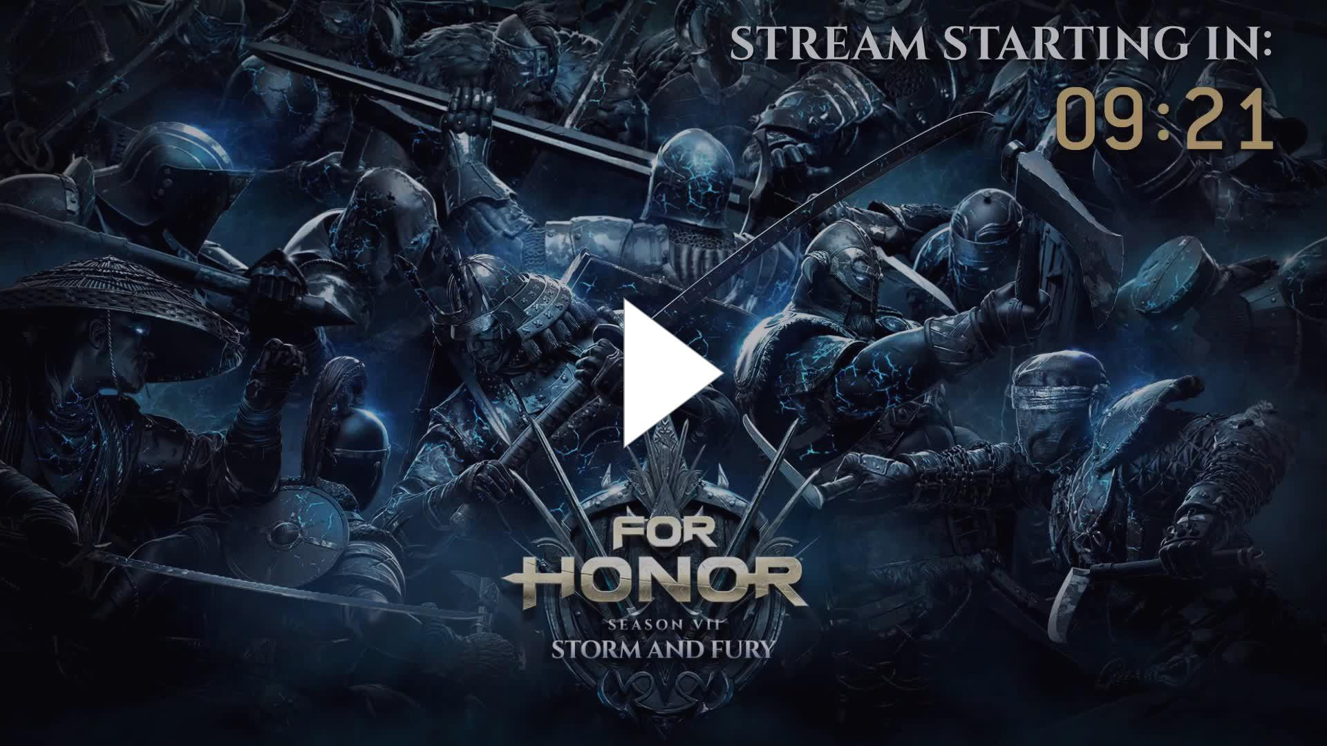 Forhonorgame Twitch