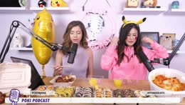 Poki Podcast Ft Hyunee Eats - Youtube Mukbang
