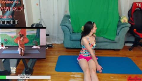 Girl's Workout till You Pass-out Full Body Destruction