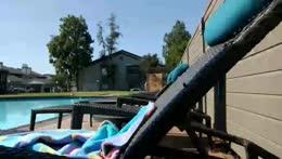 gym and pool :)