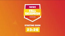 Fall Skirmish Day 3 @ TwitchCon | Stream-vitational