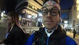 Tokyo, JPN - Halloween 2018 Shibuya Madness jnbGasm - !MERCH IS LIVE!  -  !Jake !YouTube !Subgoal - Follow @JakenbakeLive on Socials