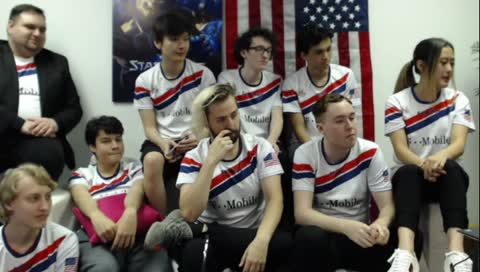Team USA doesn't believe AUS to beat SK.