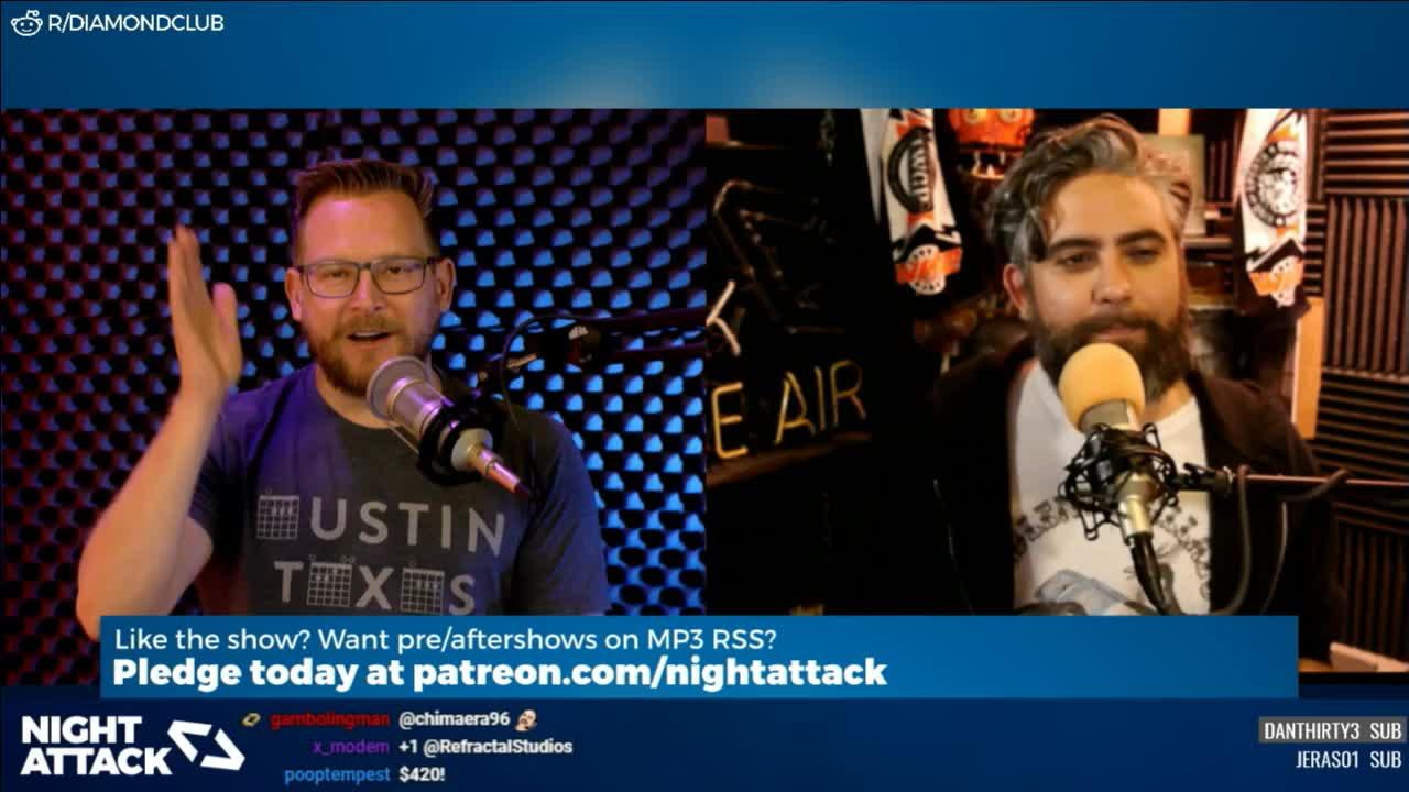 NightAttack - Night Attack podcast! | Comedy and et cetera