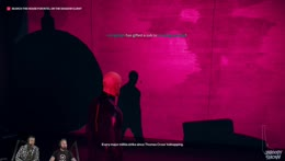 HITMAN 2: Bald n Beautiful #productprovidedbyWB - The Jaboody Show