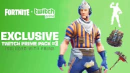 twitch prime skins for fortnite