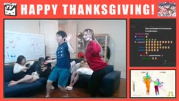 Thanksgiving Charity Stream