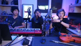 11/21/2018: playing jazz renditions of your favorite tunes ft. Zorsy and JVNA
