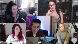 TWITCH TINDER   FT JAY C GEE, MISS TRICKY, KNIGHTSINCLAIR & JENNA    TWITTER @RajjOfficial