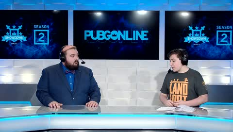 PUBGOnline - NA Showdown Season 2 Final Day | $65,000 Prize Pool