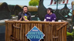 Winter Royale Semi-Finals | Day One (Europe)