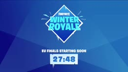 Winter Royale Finals | Day Two (Europe)