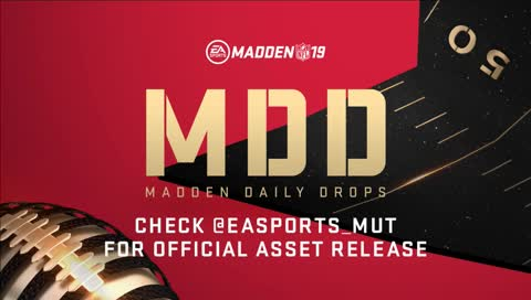 Madden Daily Drops + New Classic Solos!