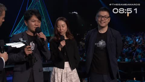 Game Awards 2018. Snark and Chill Stream. Quick Test