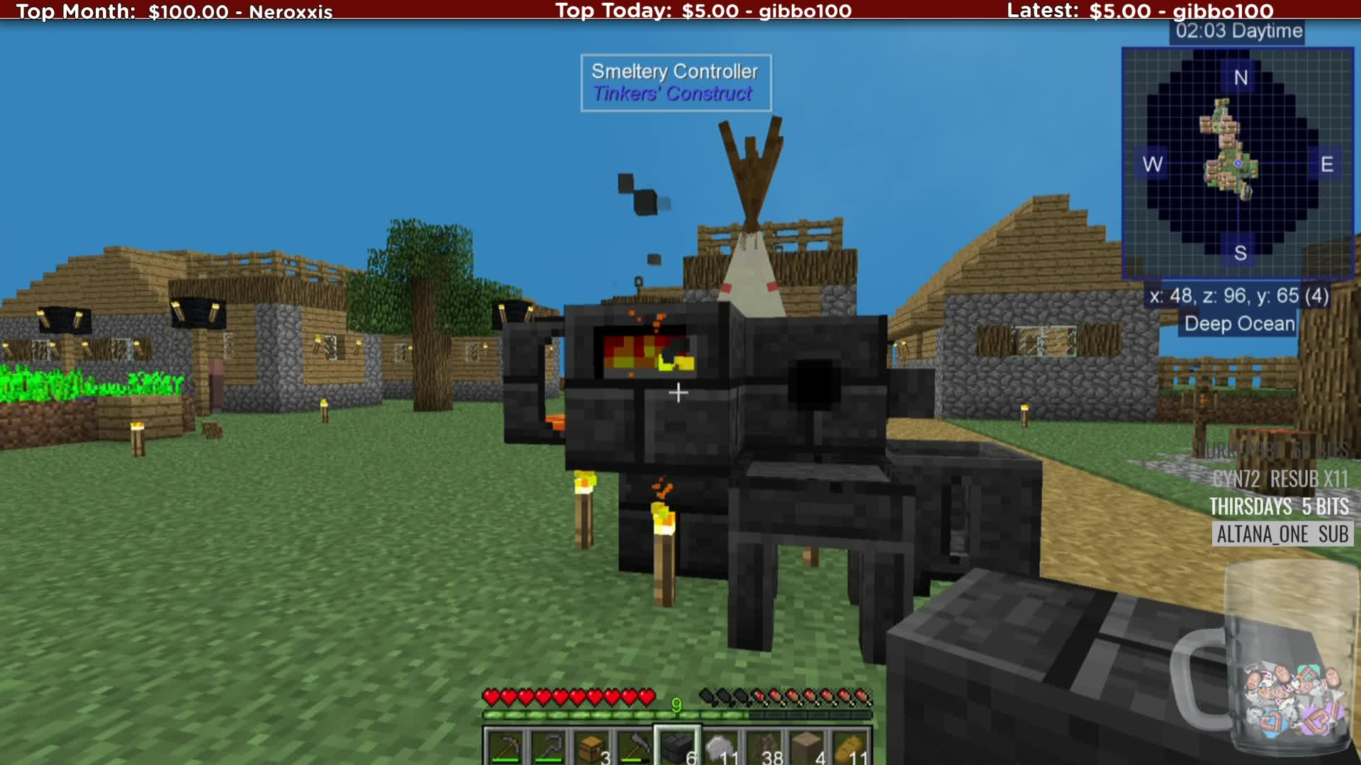 Bacon_Donut - New Sky Factory 4 World!!! ~~ Rated: Families
