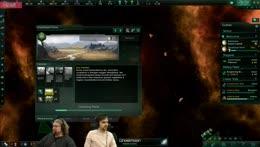 Stellaris! - Armchair Admirals w/ Lewis, Duncan, Rythian & Daltos! [Jan 7th]