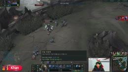 SKT T1 Khan 긍정 전도사