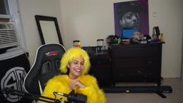 Pollo Costume|| !New !Sub || TSM Chica