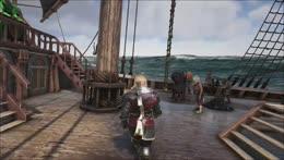 DarksideRP | Captain Galdric | Pirating | !darksiderp